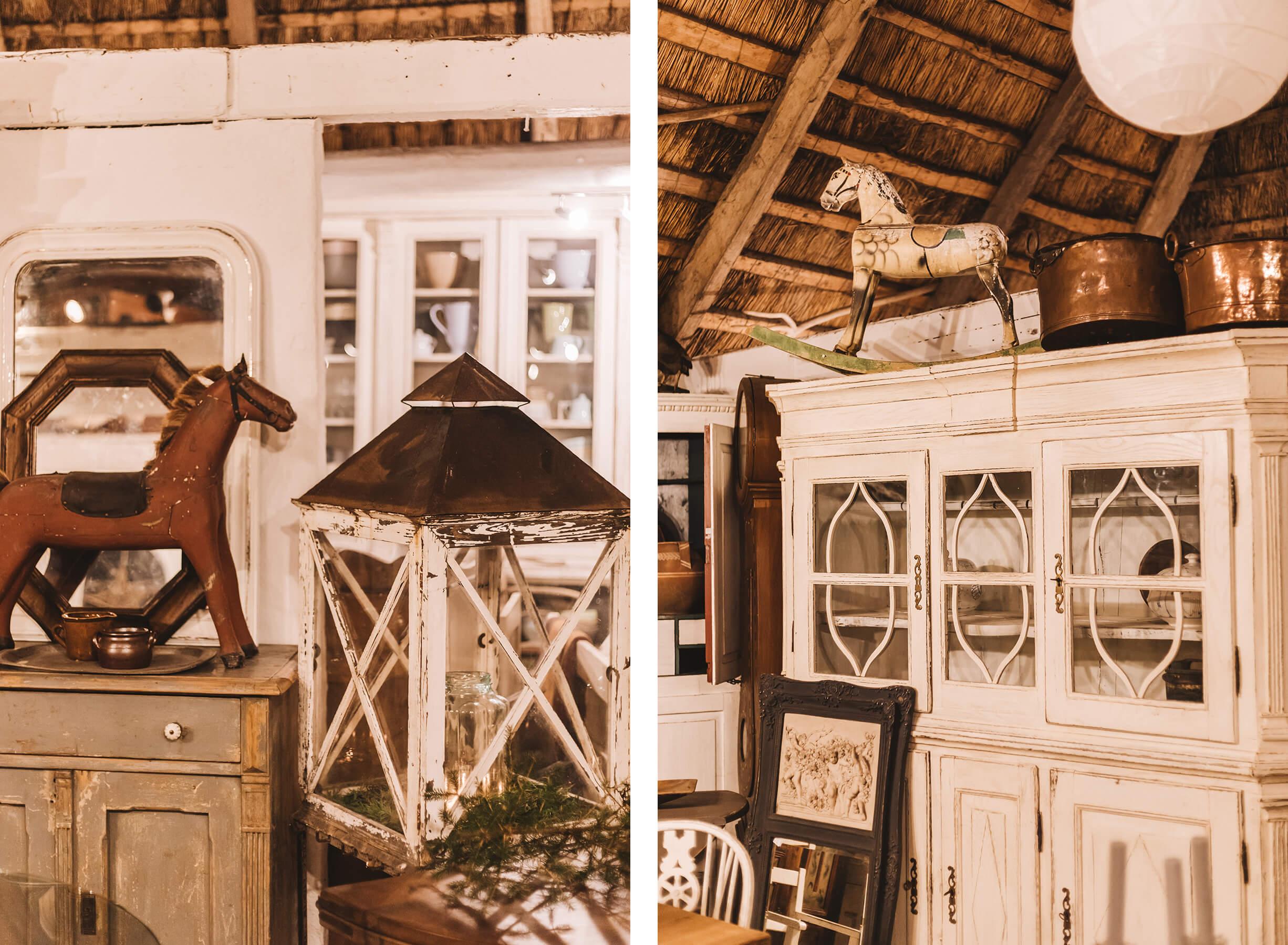 Zur Alten Dorfschmiede Westerland Antiquitäten