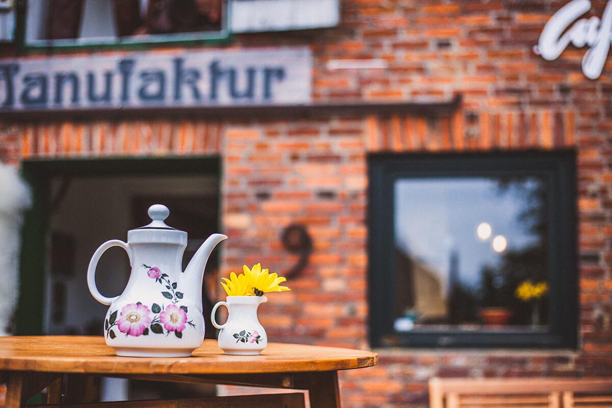 Kaffee Kurve Braderup
