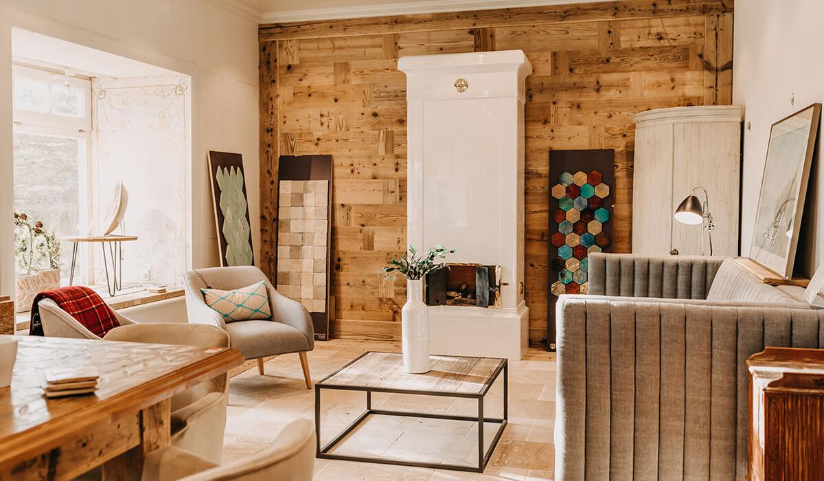 Mylin Interieurs in List: Wohnraum Beispiel