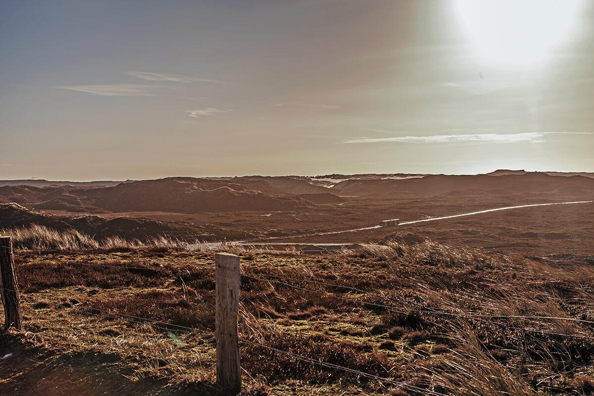Aussichtspunkt Düne List Listland
