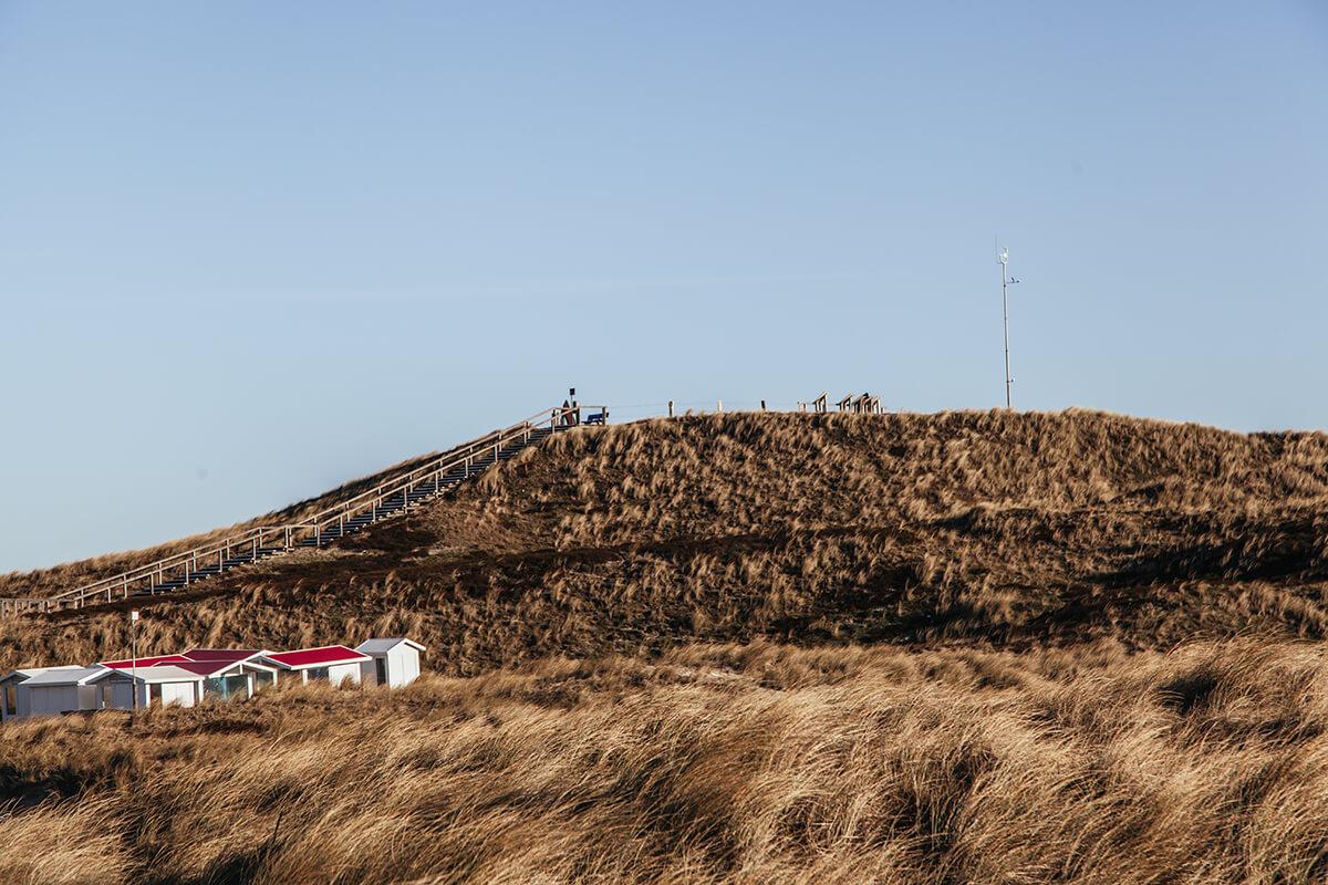 Aussichtspunkte auf Sylt: Düne List