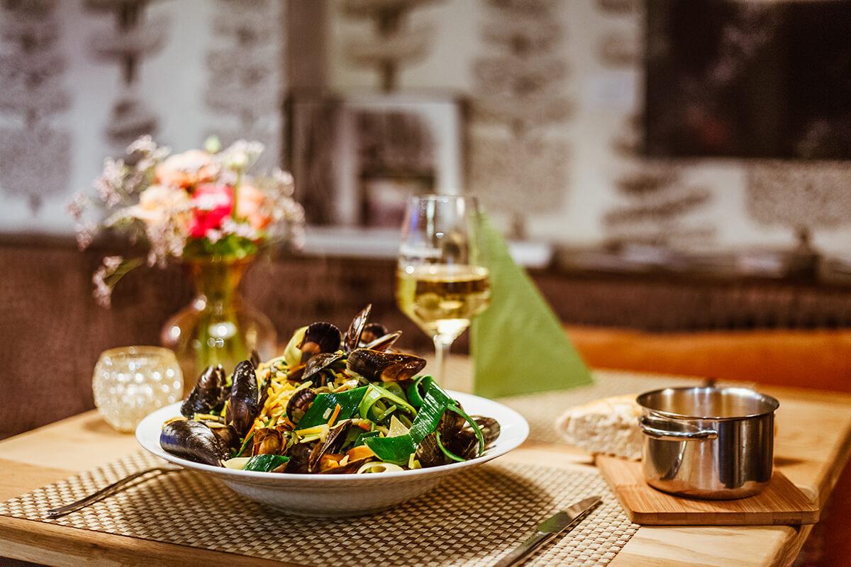 Tinnum Tipps: Restaurant Zur Eiche