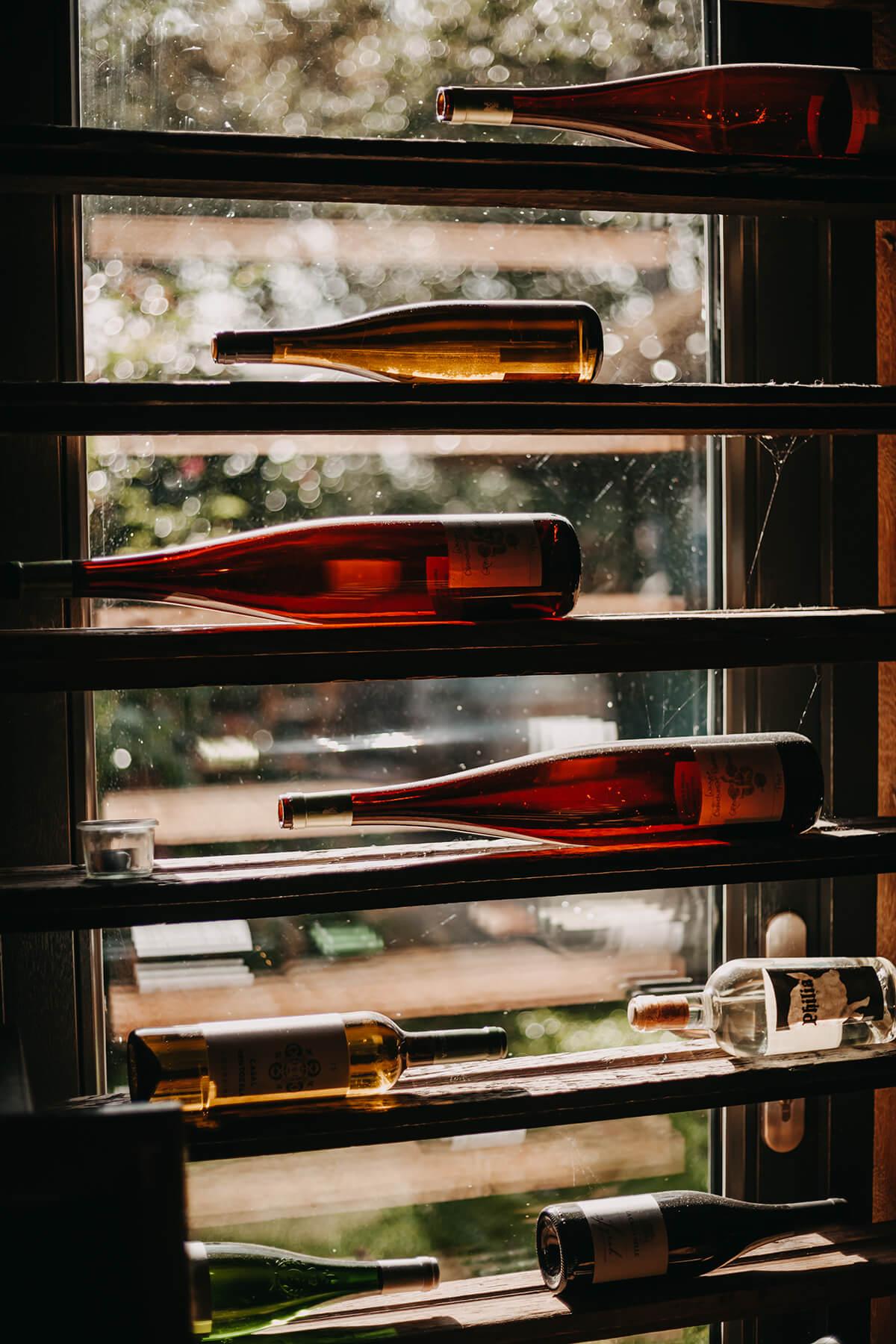 Restaurant Vogelkoje: Weinsortiment