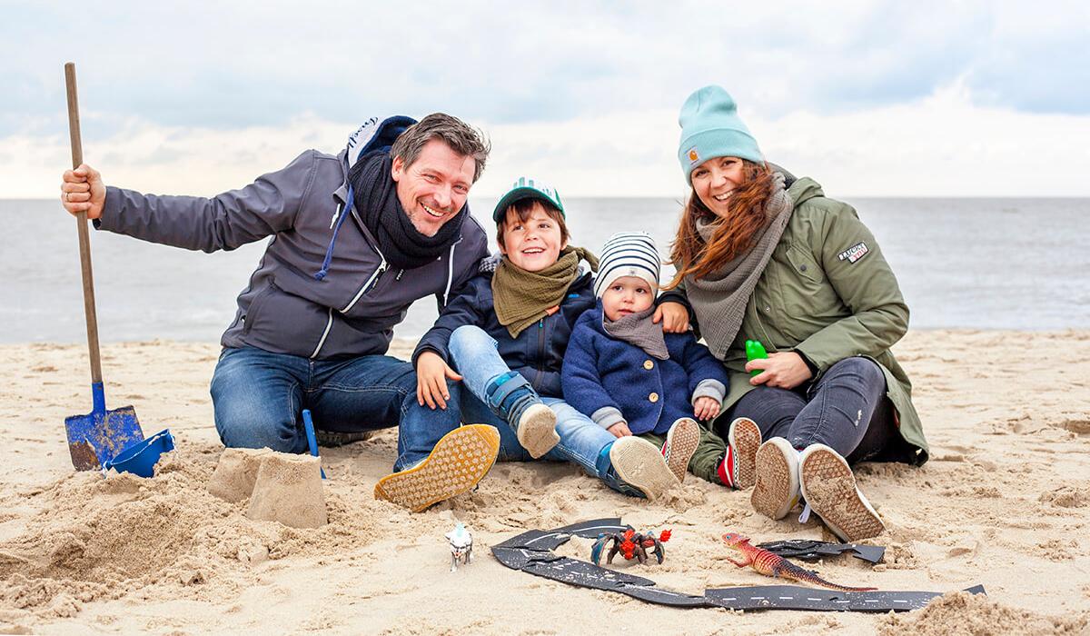Sylt mit Kindern: Tipps von einer echten Inselfamilie