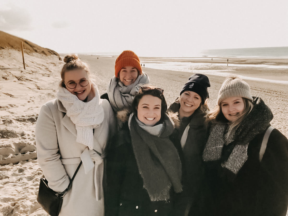 Das Sylt Fräulein Magazin: Ein Inselausflug mit meiner Redaktionscrew