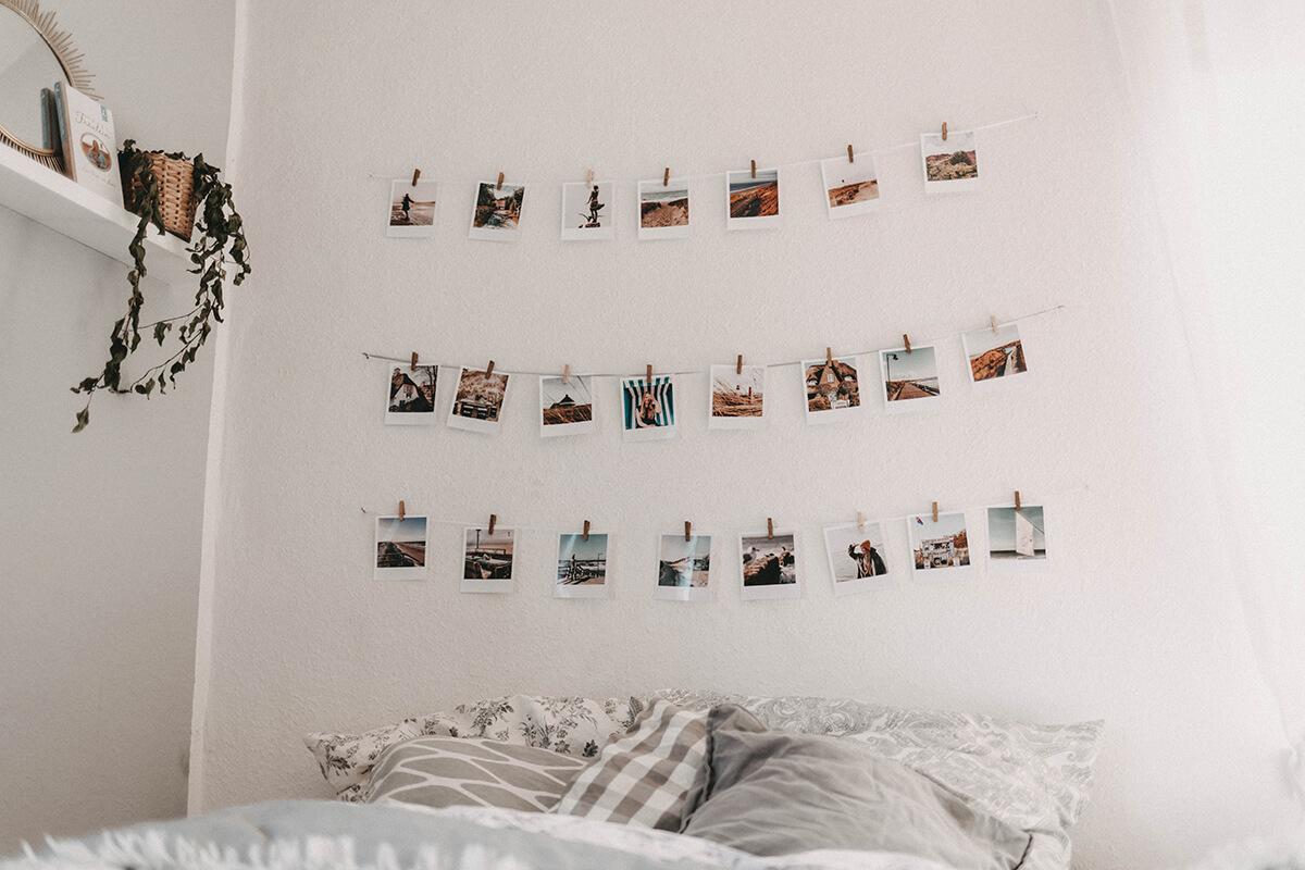 Sylt für Zuhause: 4 schöne Foto-DIYs mit deinen Inselbildern