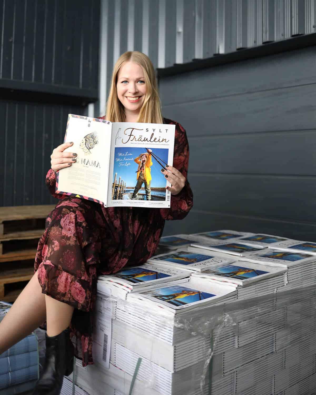 Sylt Fräulein Magazin Finja Schulze