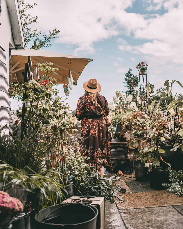 Alte Wäscherei Keitum Blumenladen