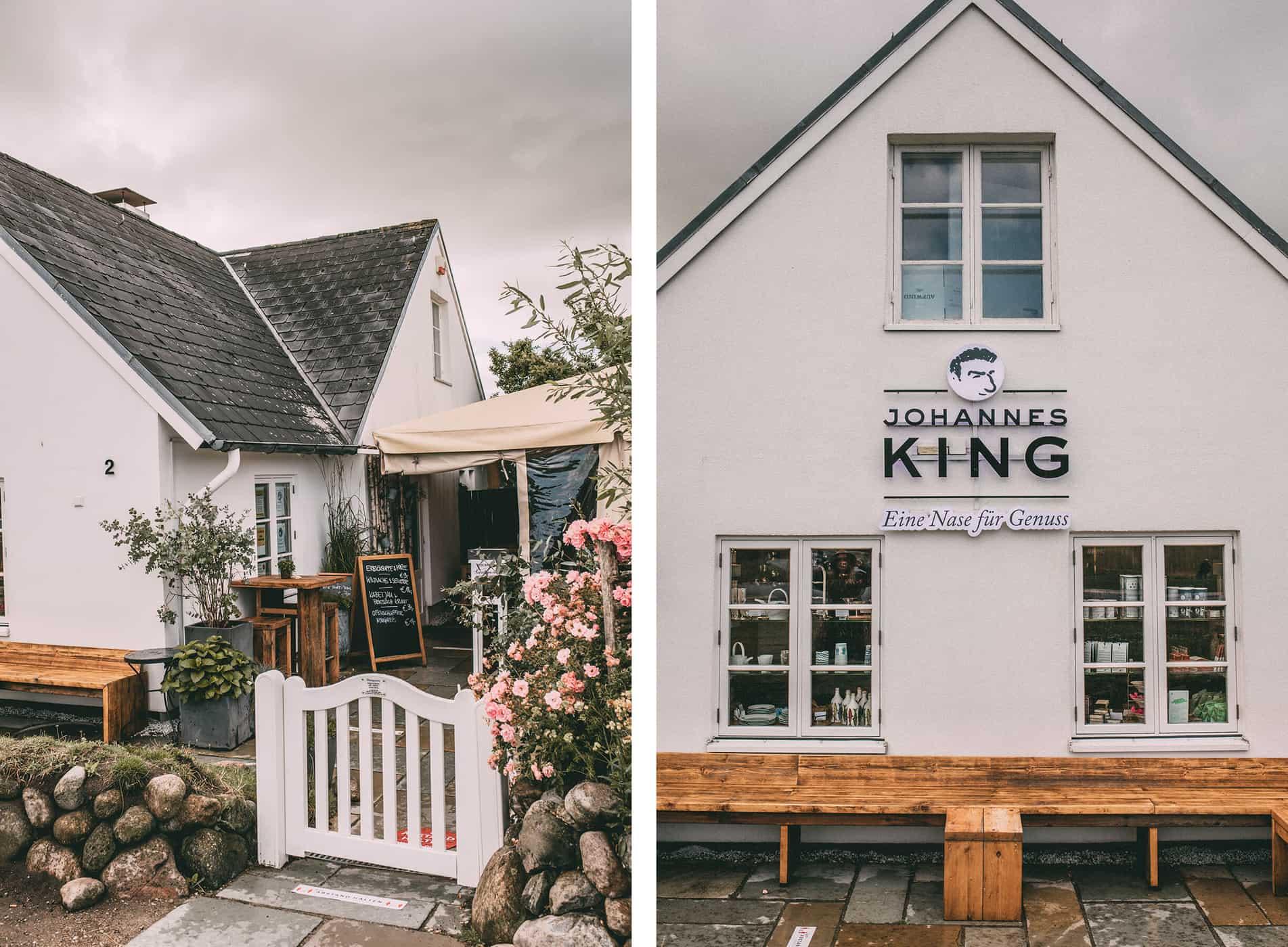Johannes King Keitum Genuss-Shop Restaurant