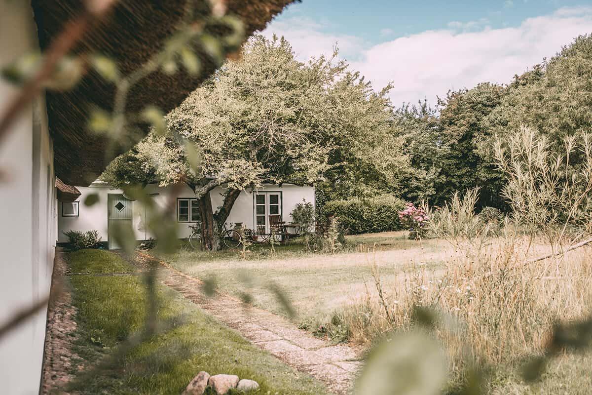 Garten Kleine Töpferei Keitum