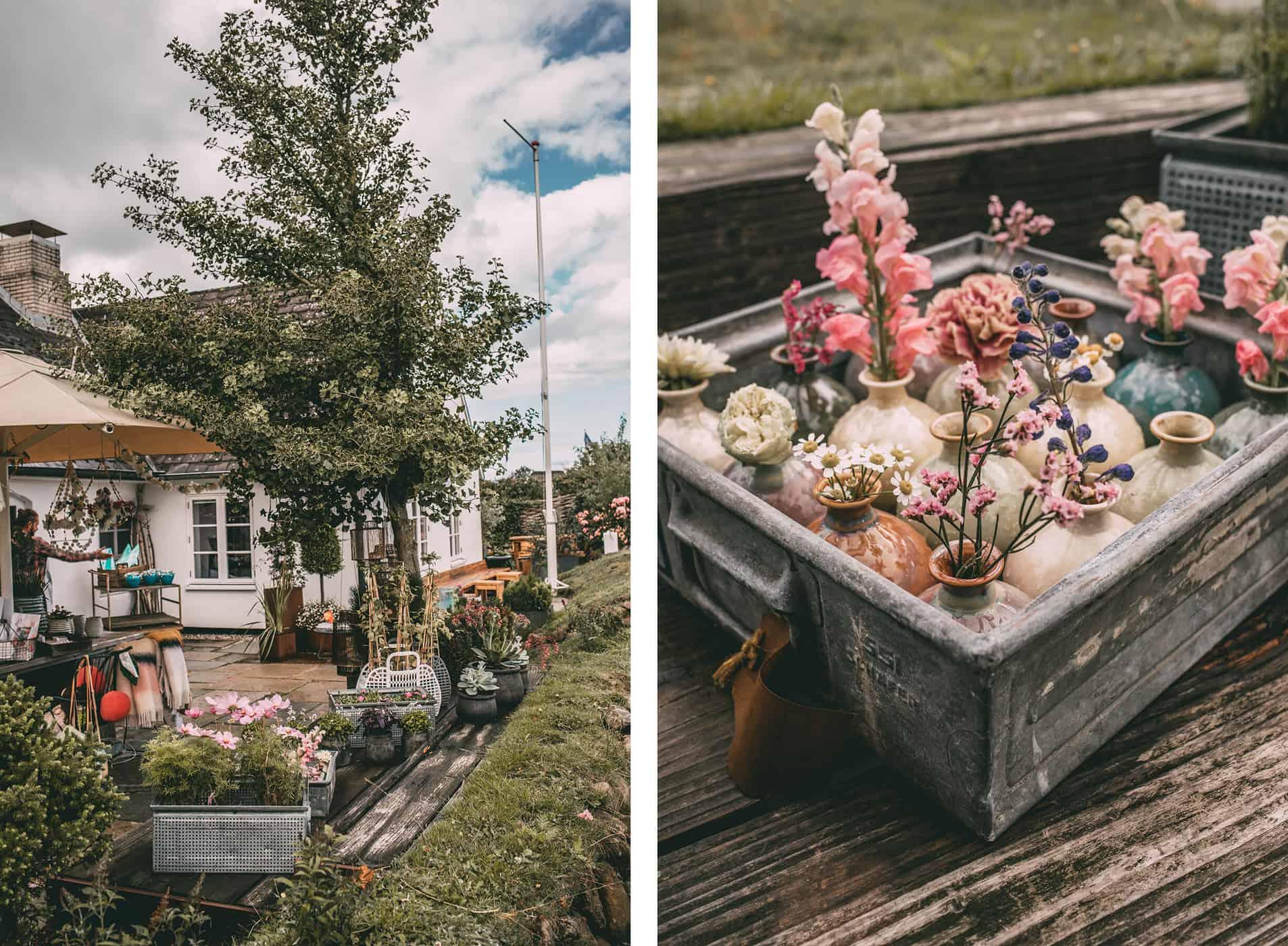 Genusskreisel Alte Wäscherei Blumenladen Keitum Sylt