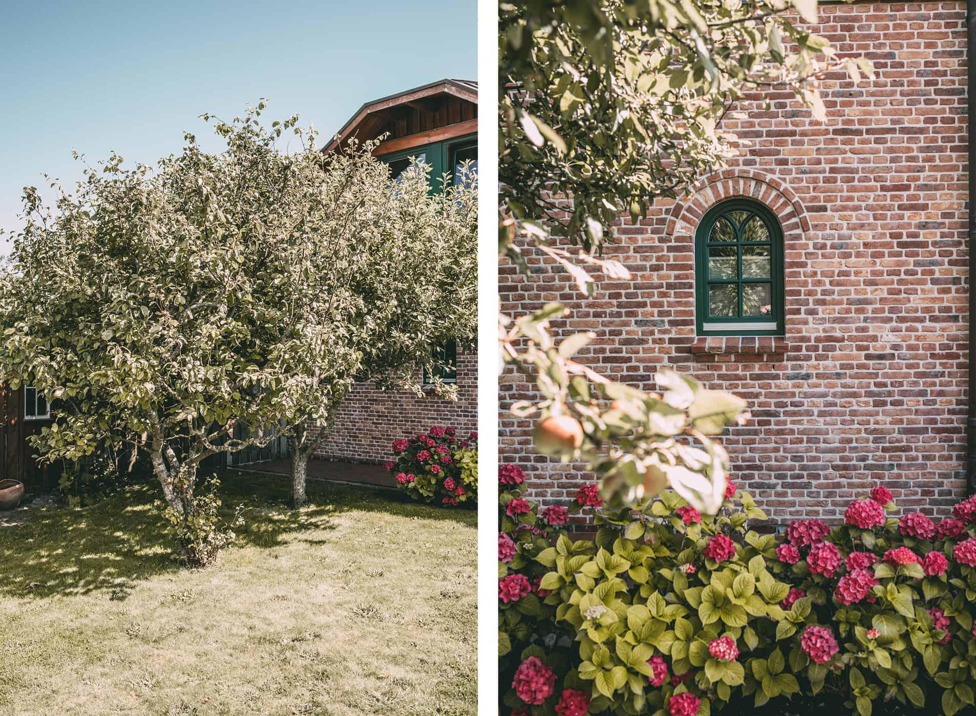 Hofcafé Klein'er Kuhstall in Tinnum: Aussenfassade