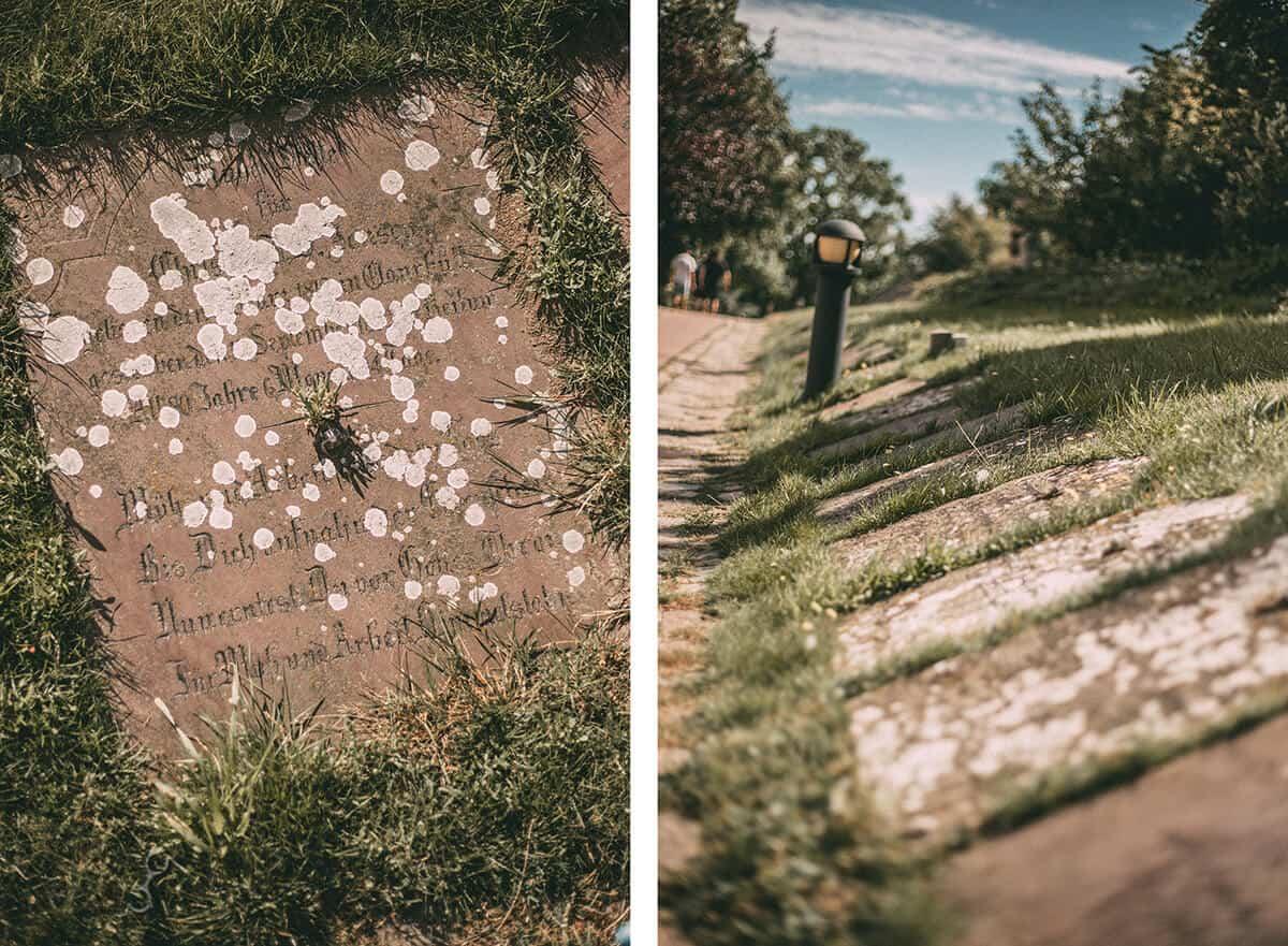 Friedhof Keitum St Severin Kirche