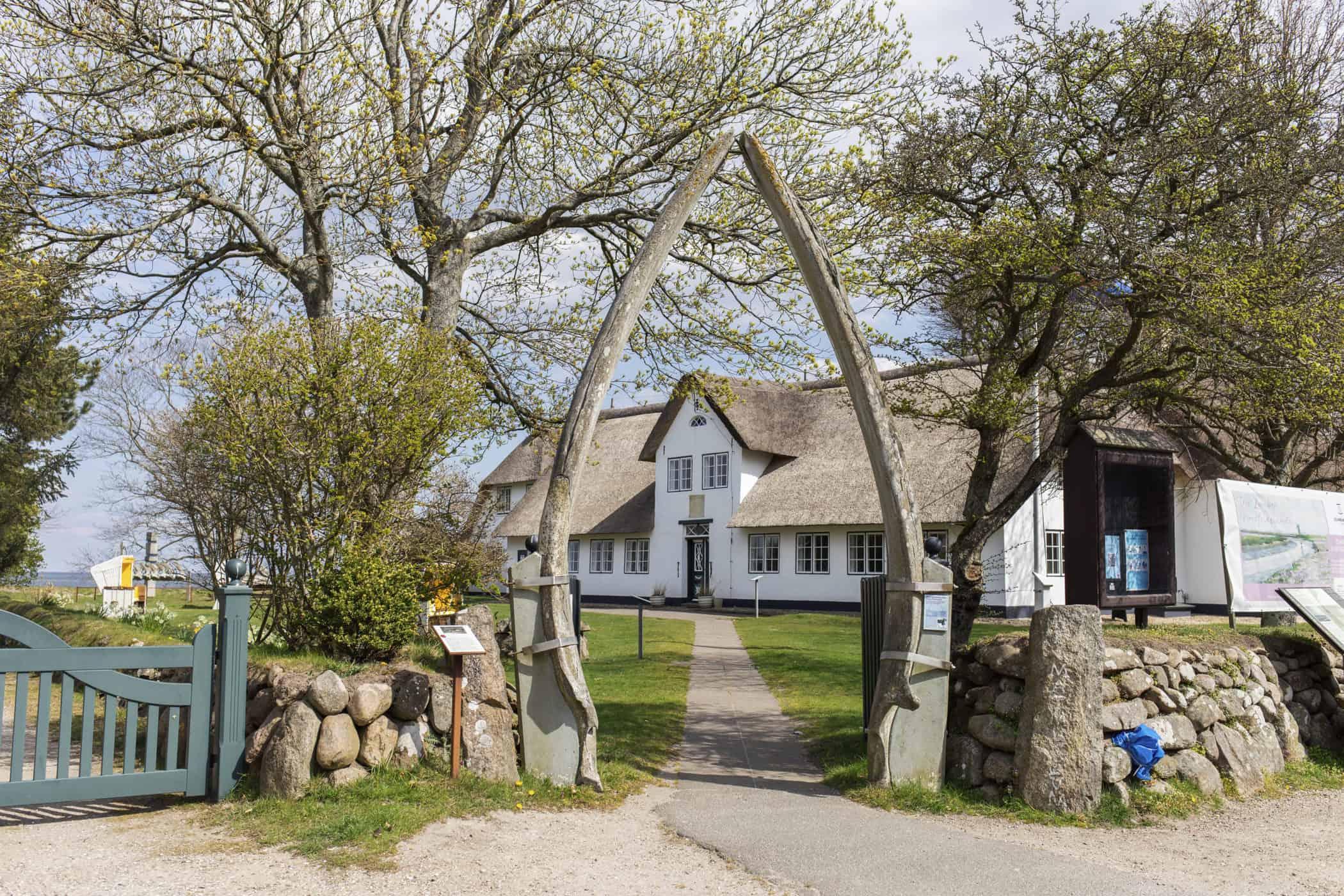 Sylt Museum Keitum Aussenansicht