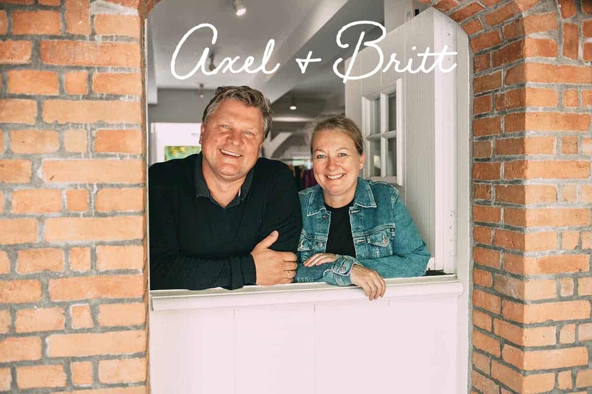 AFJ love Keitum: Britt und Axel Börgers