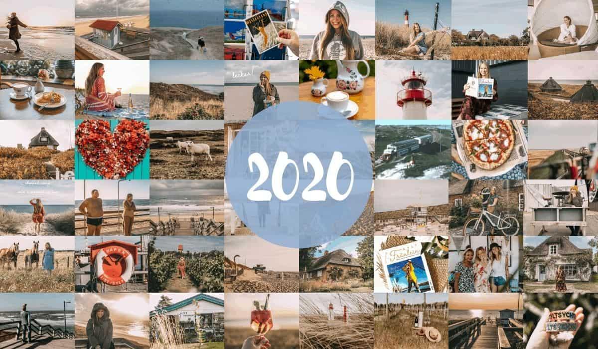Sylt 2020 Jahresrückblick