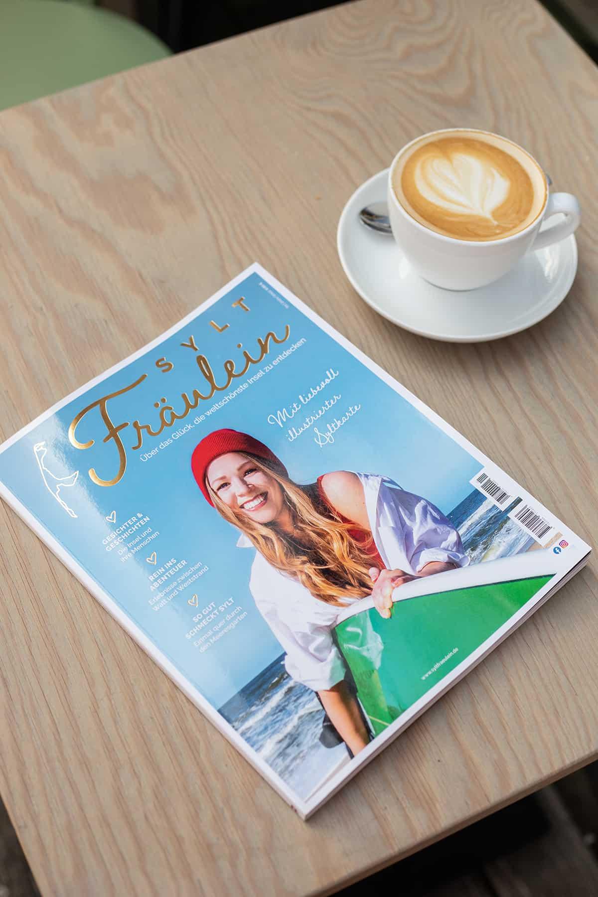 Die zweite Ausgabe meines Sylt-Fräulein-Magazins ist da!
