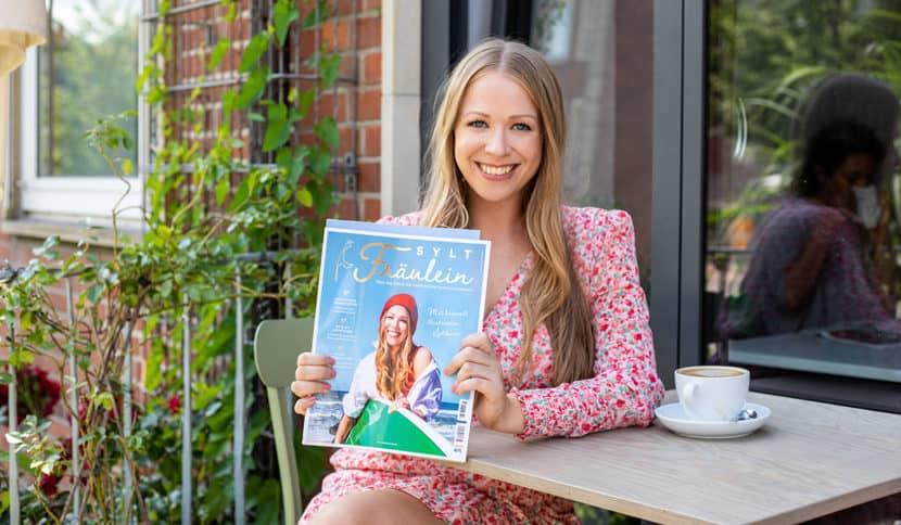 Finja Schulze Sylt Fräulein Magazin Zweite Ausgabe