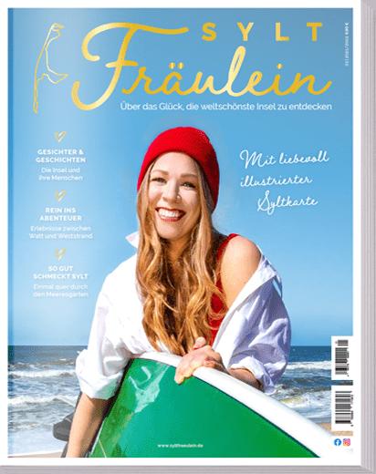 Mein Sylt Fräulein Magazin 2021