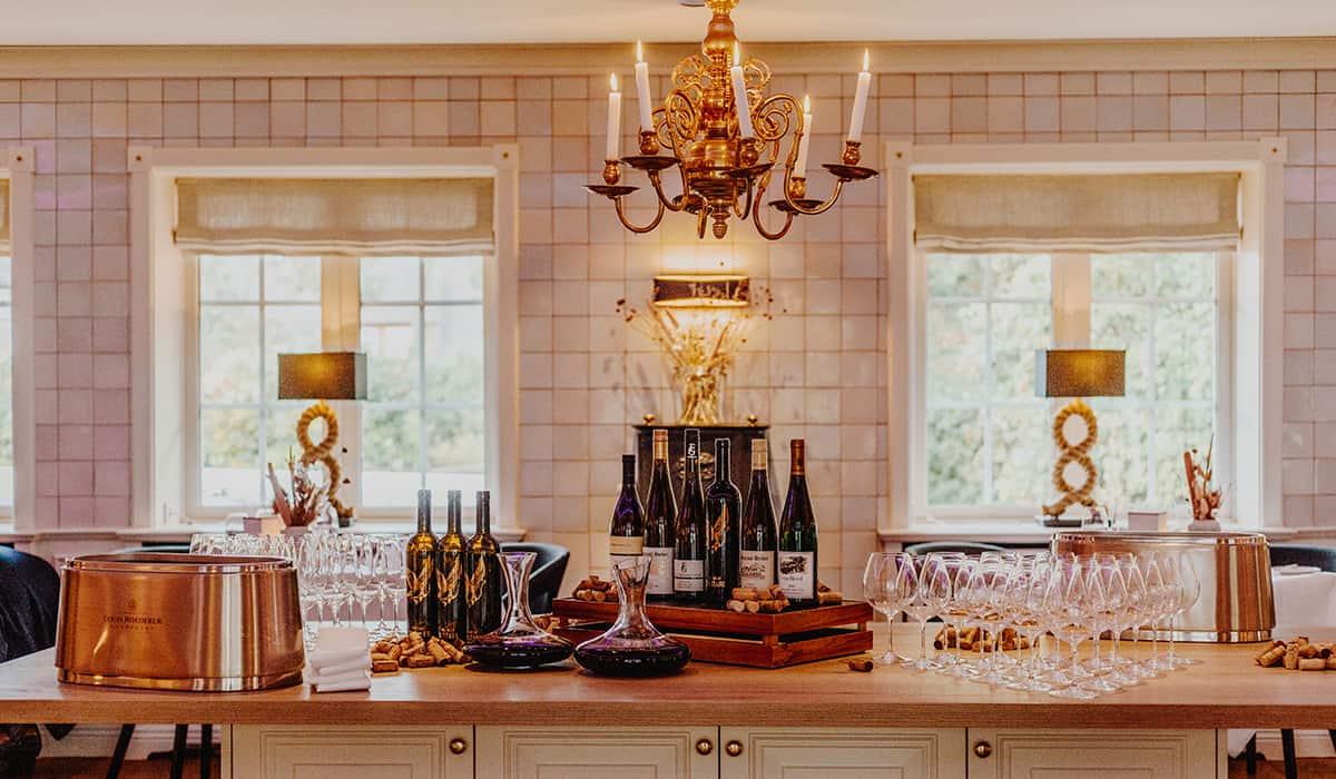 Restaurant Køkken im Benen-Diken-Hof: Erlebe den Geschmack Nordfrieslands: Amuse Bouche Menü