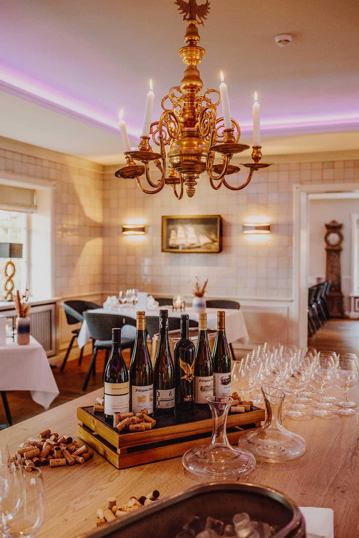 Restaurant Køkken im Benen-Diken-Hof: Erlebe den Geschmack Nordfrieslands